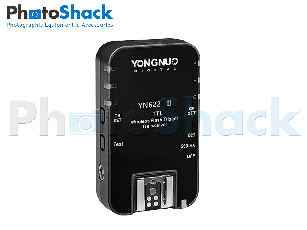Wireless Flash Transceiver TTL - Yongnuo YN-622IIC for Canon