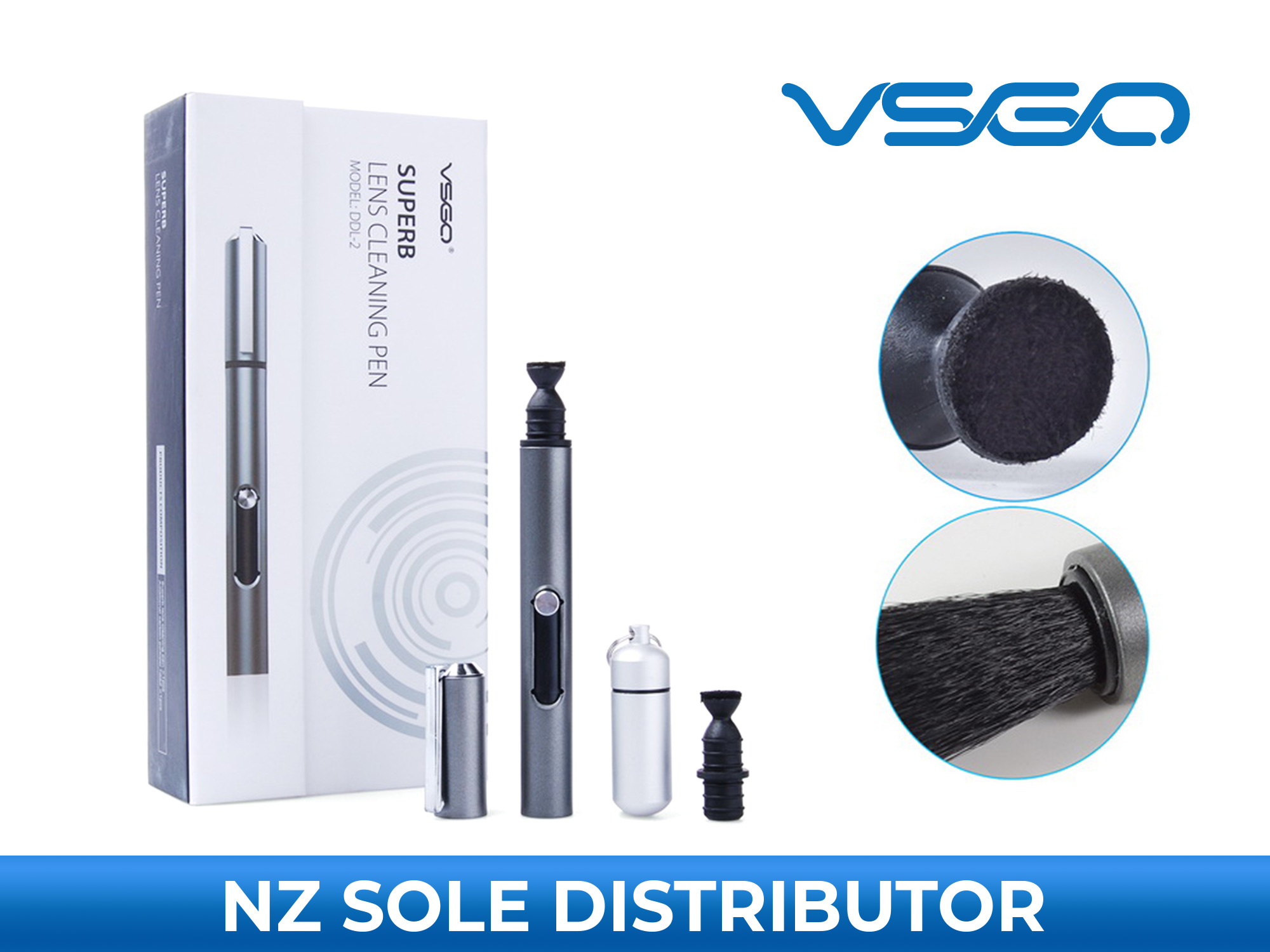 Lens Cleaning Pen Kit - Superb - VSGO