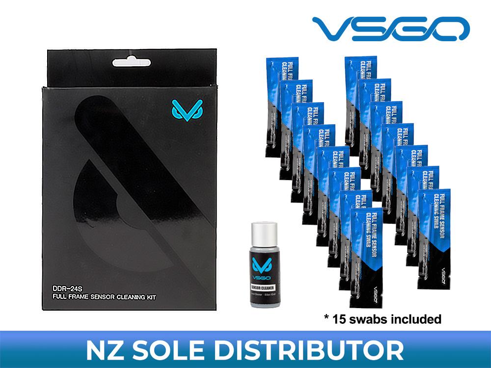 Sensor Cleaning Swab Kit - Full Frame - VSGO DDR-24S