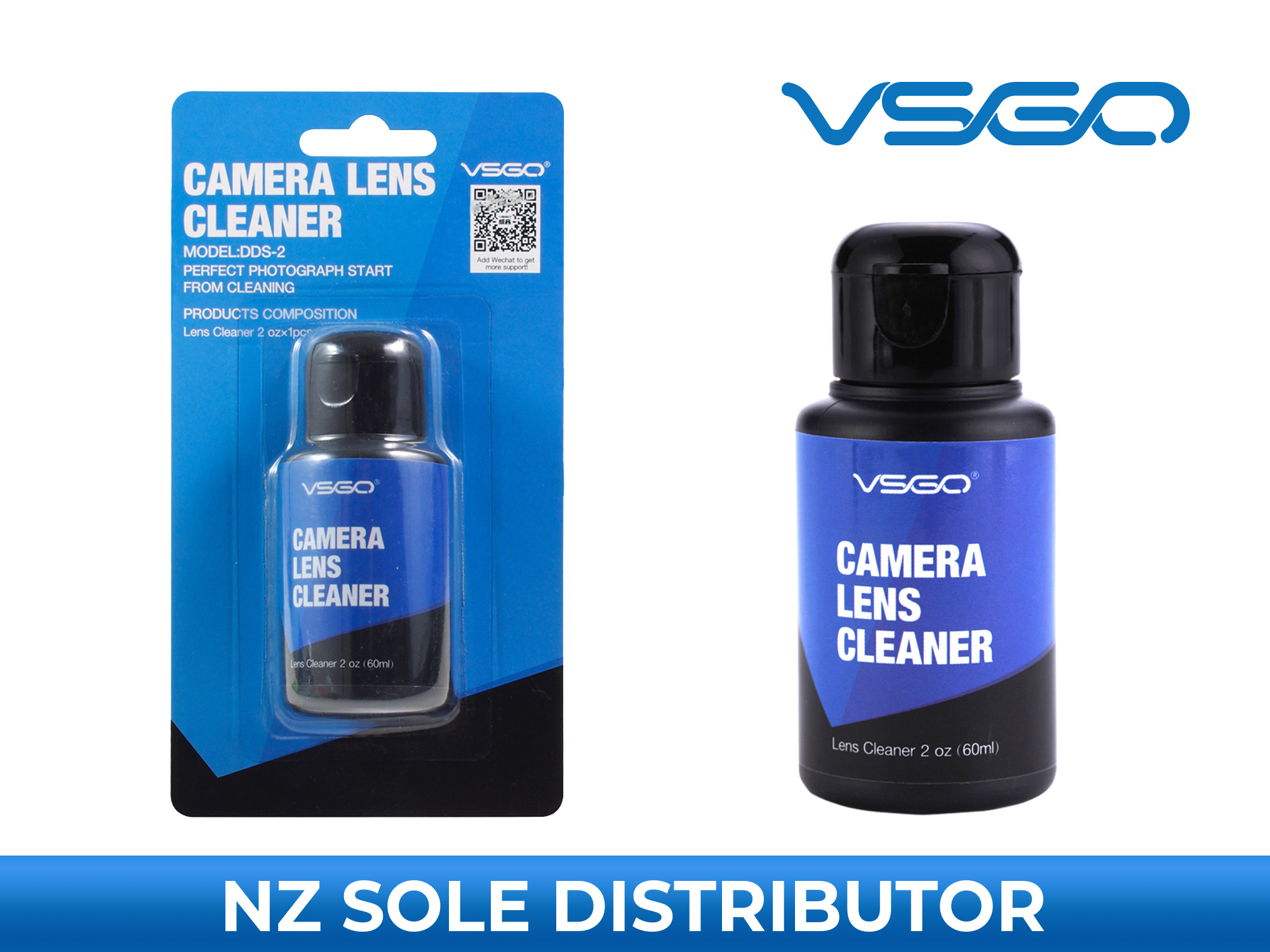 Camera Lens Cleaning Solution - VSGO