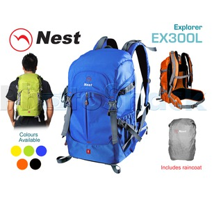 Camera Backpack - Outdoor - Nest Explorer 300L - Ex300LGreen