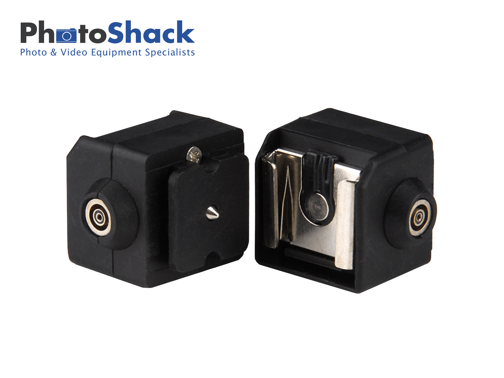 Hotshoe Adapter with PC sync port - HotshoePSS02
