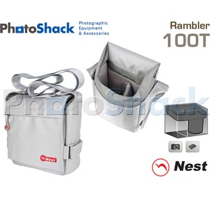 Camera Bag - Nest Rambler 100T - ILDC100TSilver