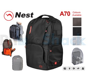Athena A70 Travel Laptop Bag 12 - A70Black