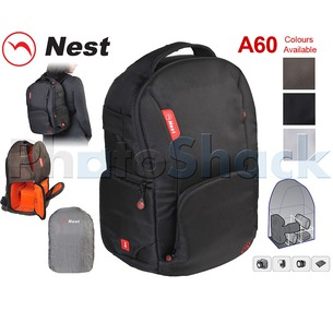 Athena A60 Travel Backpack - A60Black