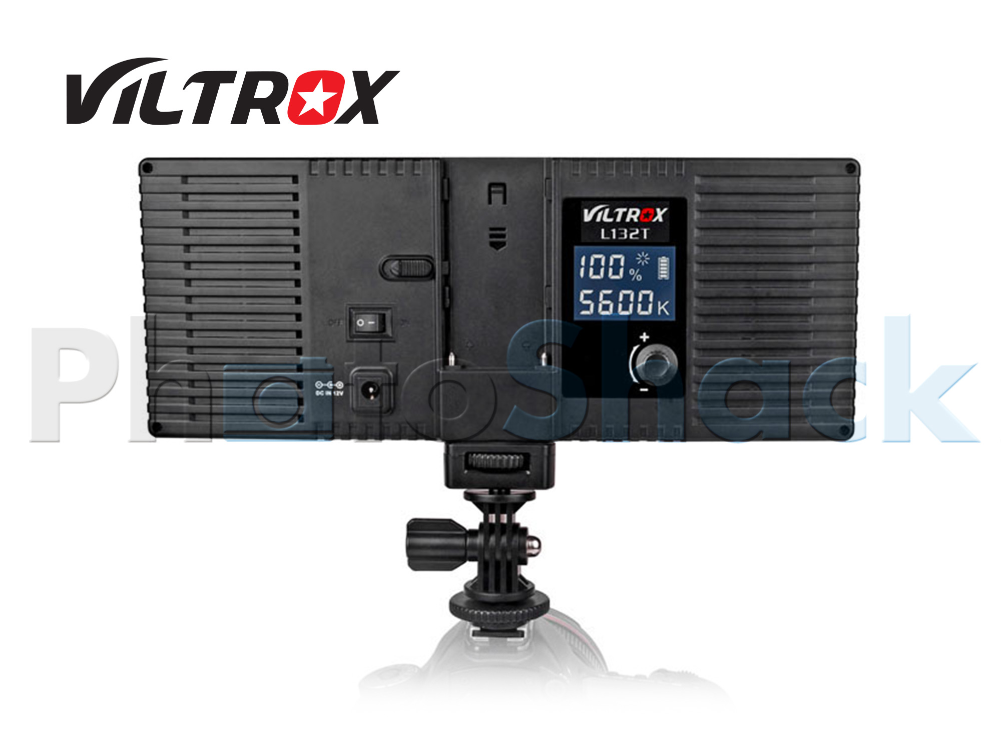 Viltrox 132 LED Soft Light - Variable Brightness