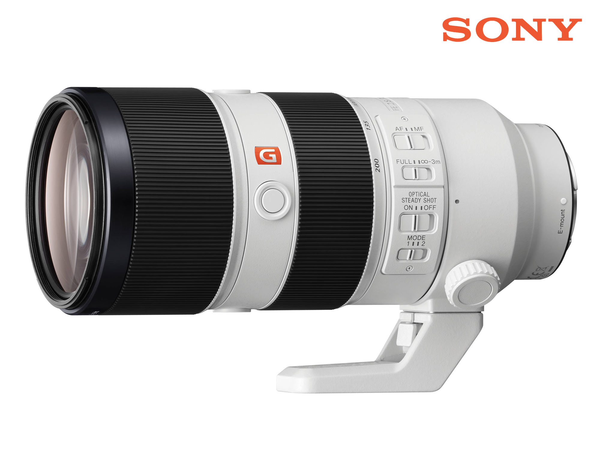 Sony Alpha FE 70-200mm F2.8 GM OSS E Mount Lens