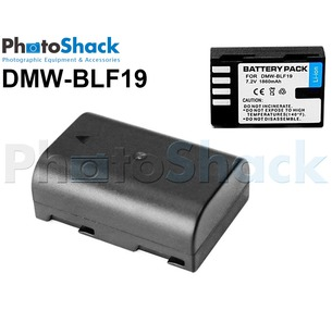DMW-BLF19 Rechargeable Battery for Panasonic GH3/GH4/GH4s/GH5s
