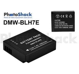 DMW-BLH7E Camera Battery for Panasonic