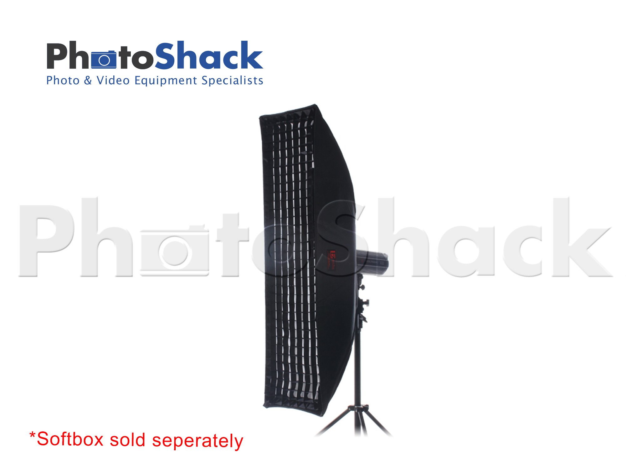 Grid for Portable Folding Softbox - Strip light 30x140mm