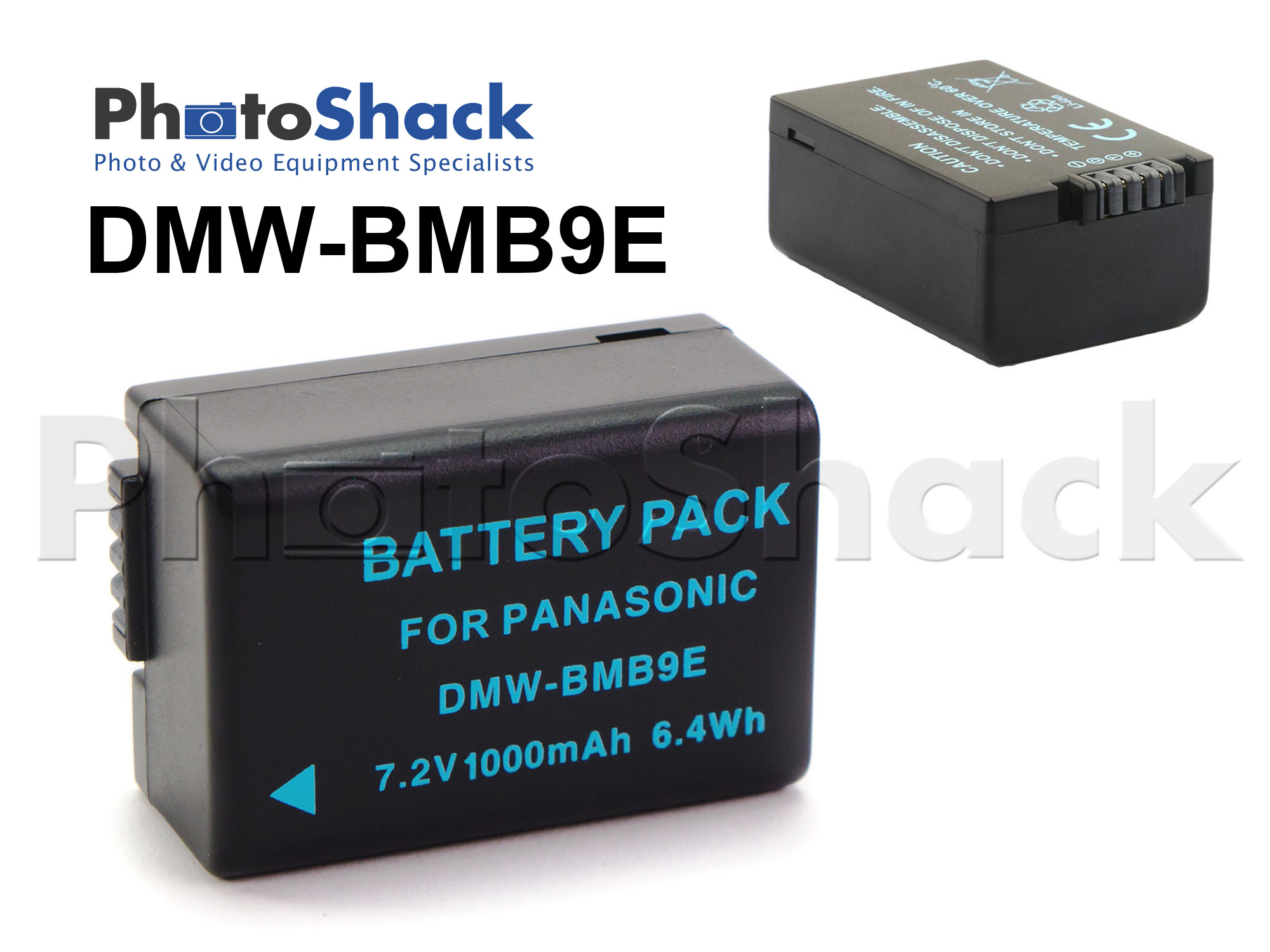 DMW-BMB9E Camera Battery for Panasonic