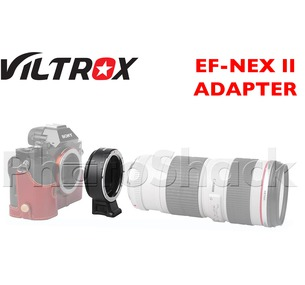 Viltrox EF-NEX II AF Lens Mount Adapter for Sony