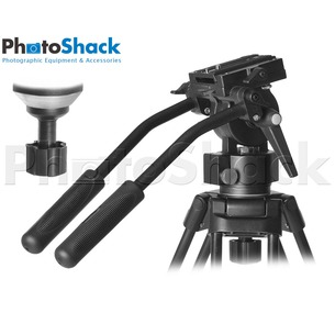 Video Tripod Heavy Duty Head Only