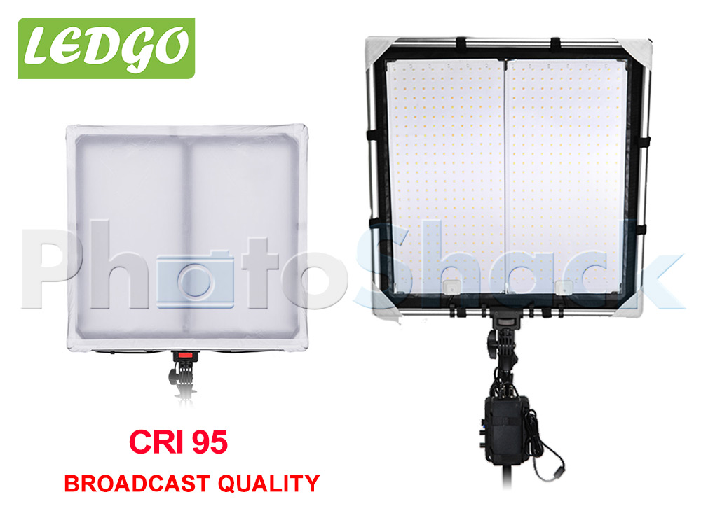 LEDGo VersaTile Bi-Color LED Mat 2-Light Kit (16 x 18
