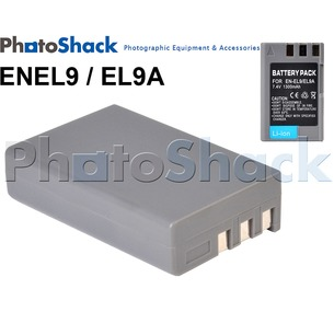 NIKON ENEL9 / EL9A Camera Battery