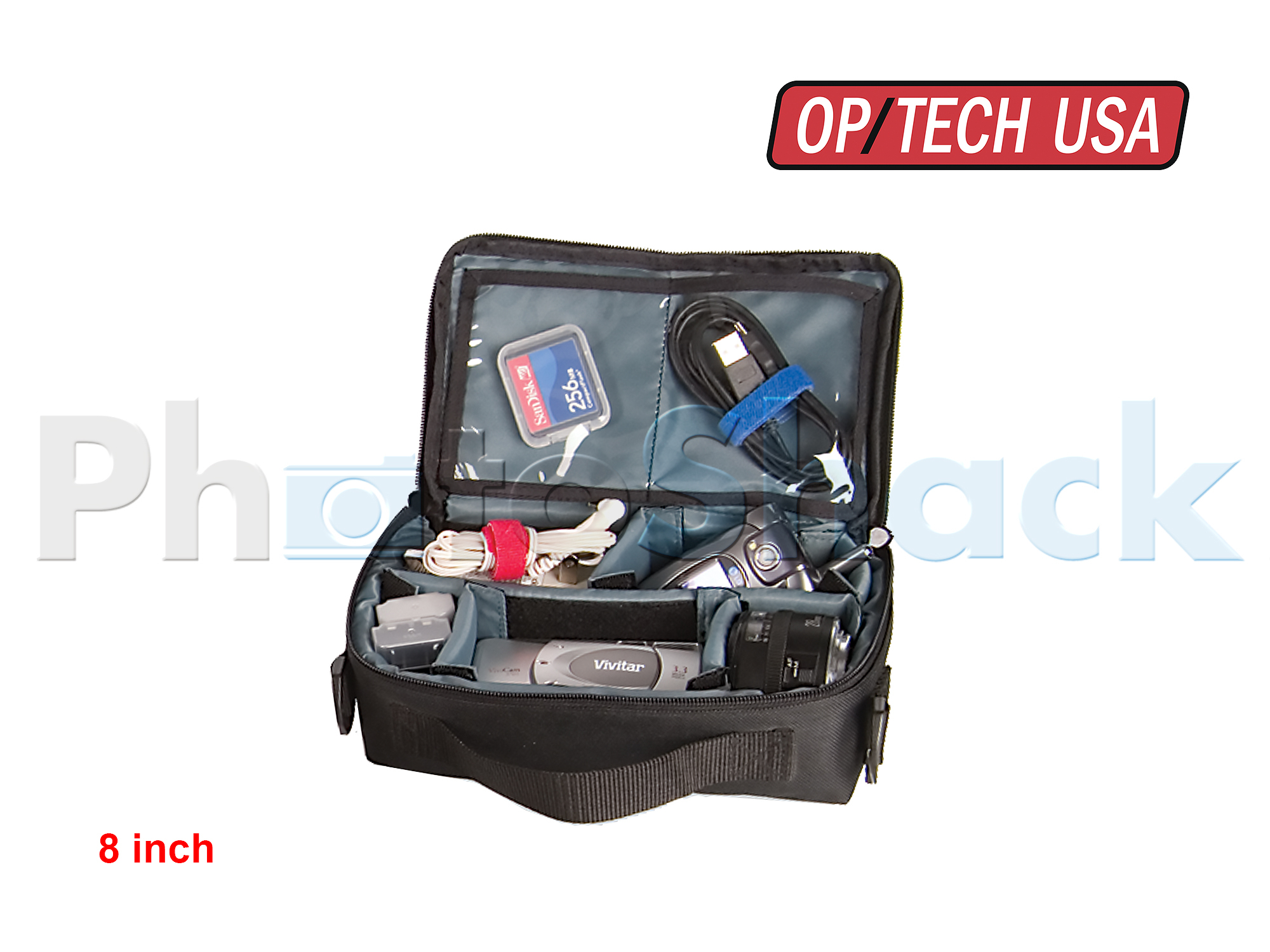 Accessory Pack 8 inch - OP/TECH USA - 4901002