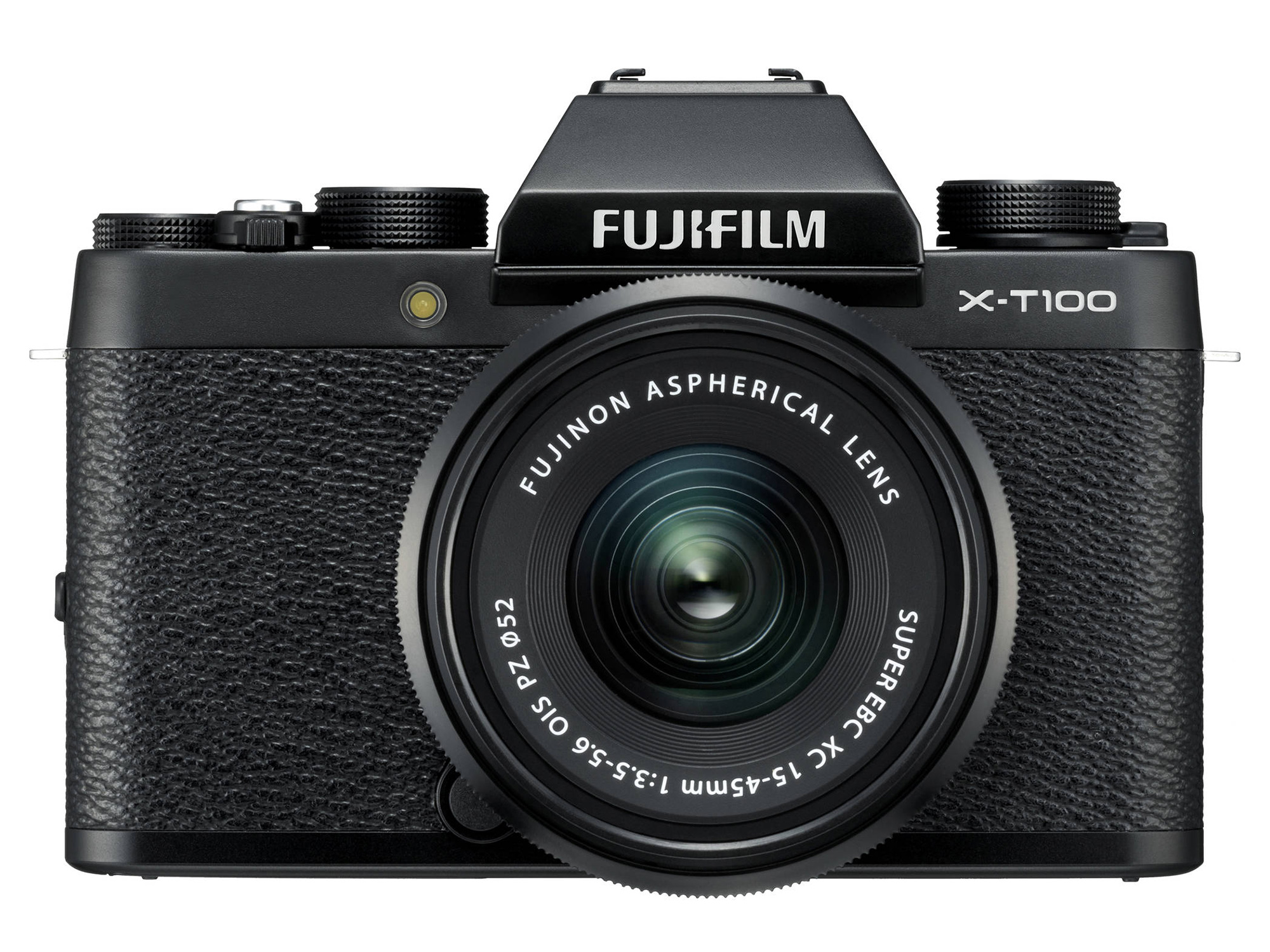 Fujifilm X-T100 + 15-45mm f/3.5-5.6 (Black)