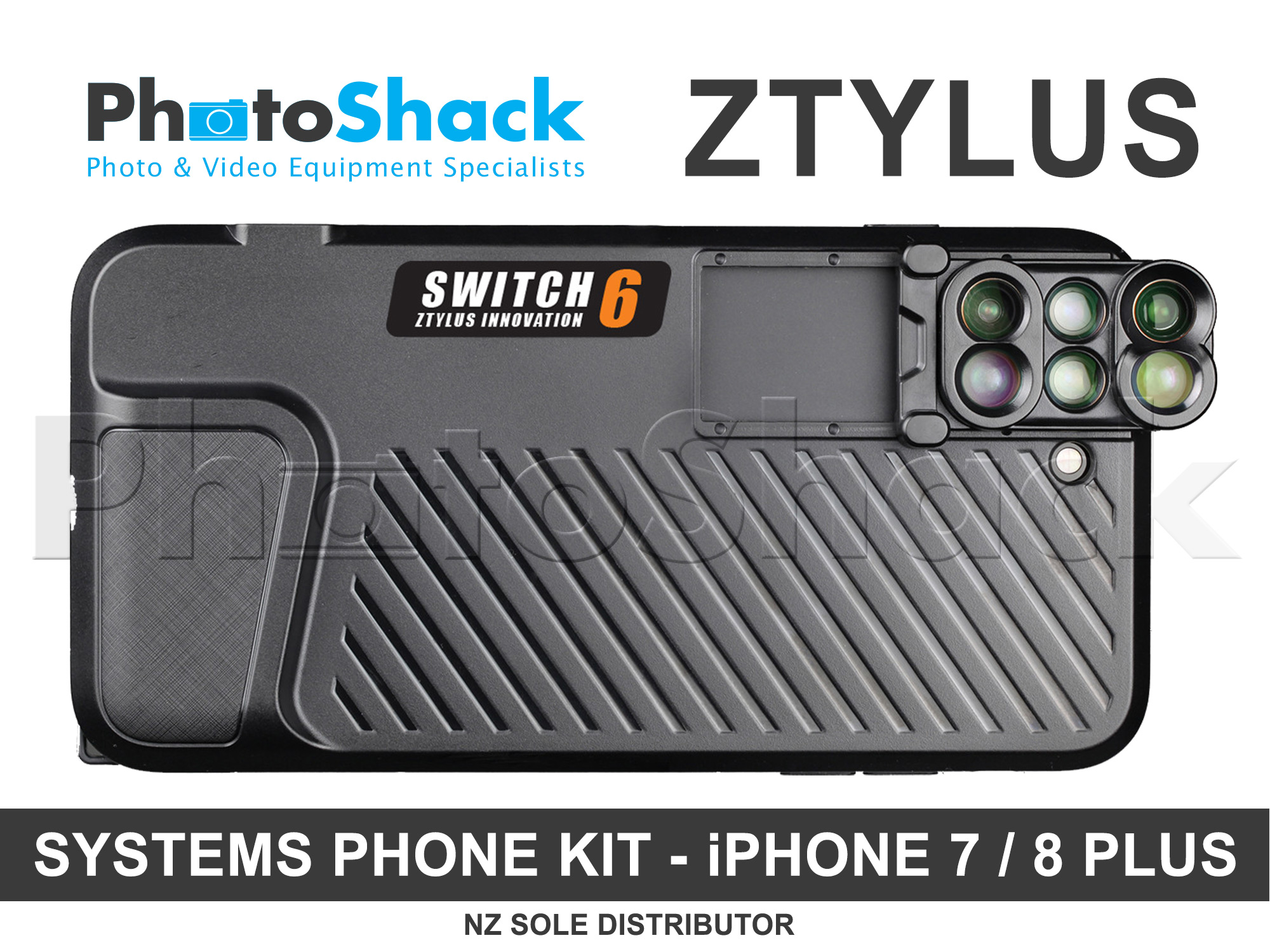 Ztylus Switch 6 Kit for iPhone 8+ / 7+