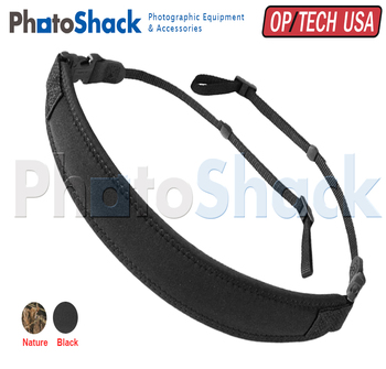 Super Classic Strap - OP/TECH USA - 1001082 Pro Black