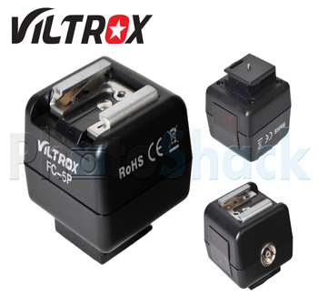 Viltrox Hot-shoe Adapter FC-5P