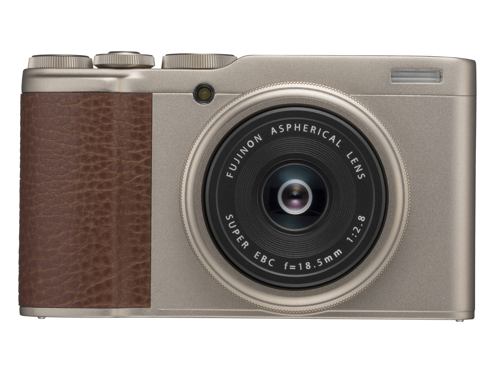 Fujifilm XF10 24.2MP 18.5mm  Digital Camera - Champagne Gold