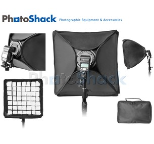 Speedlite Softbox 40cm with Grid