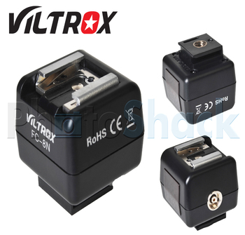 Viltrox Hot-shoe Adapter FC-8N