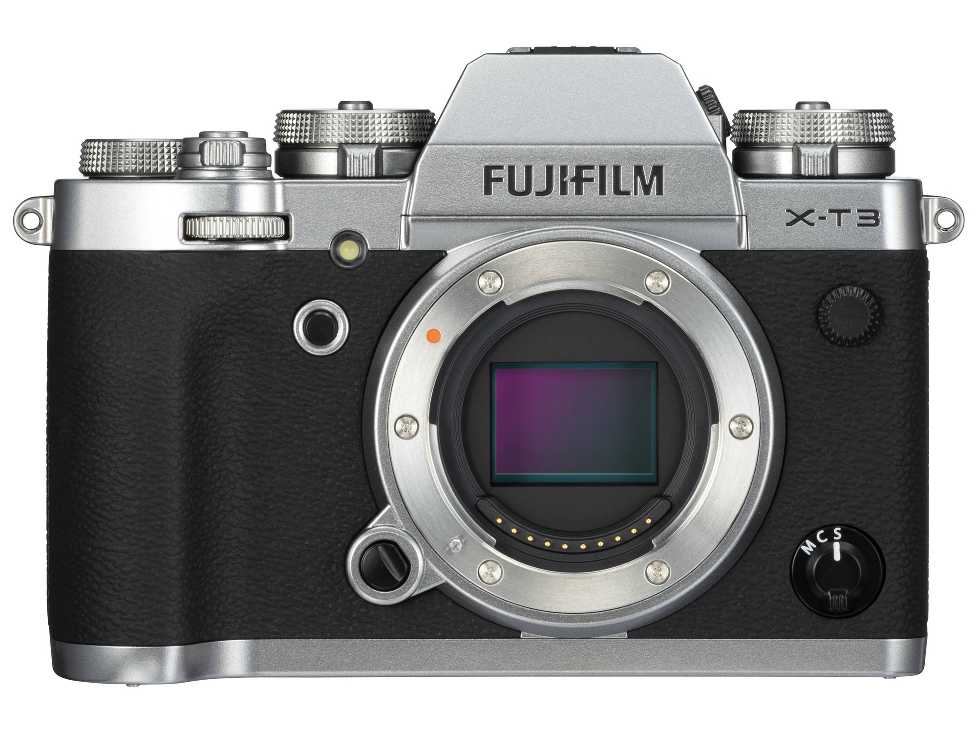 Fujifilm X-T3 Body Only - Silver