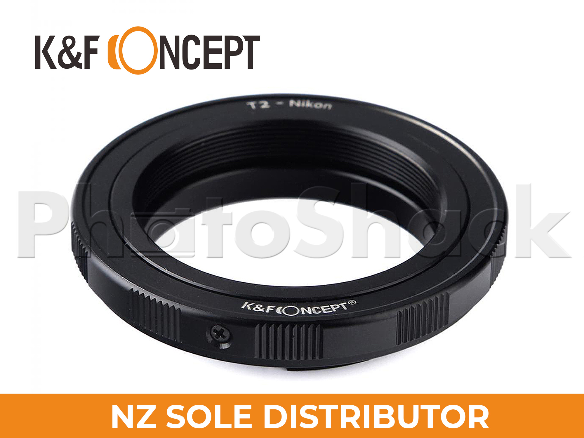 K&F Concept T2 Telescope Lenses to Nikon Camera Mount Adapter Converter