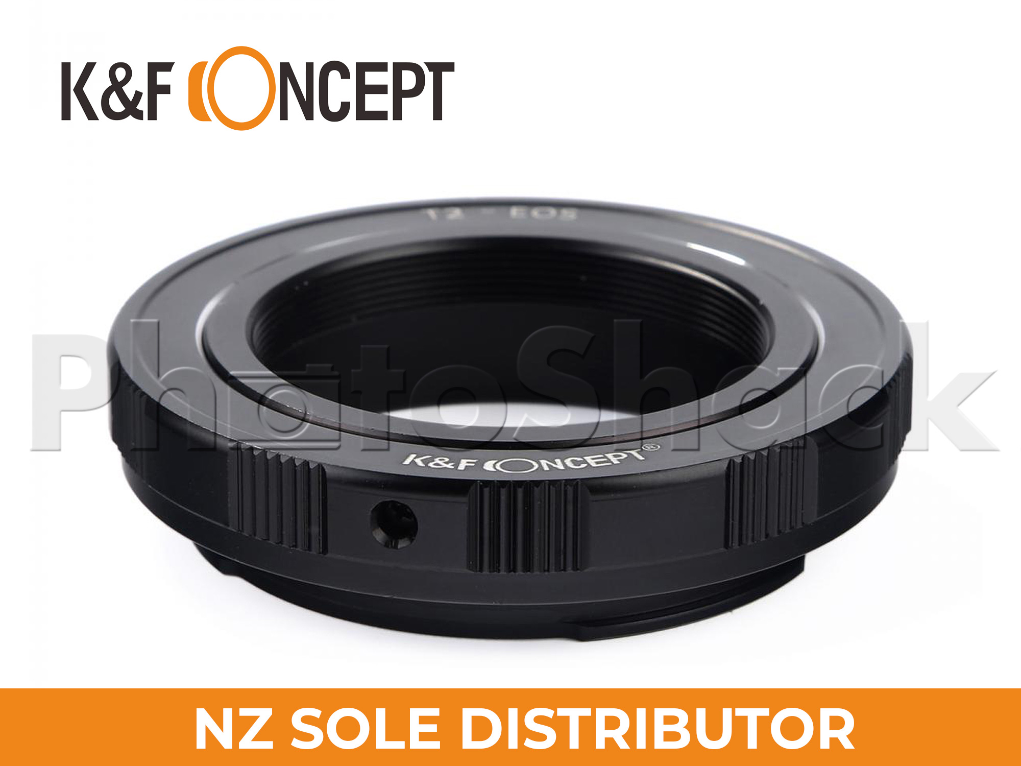 K&F Concept T2 Telescope Lenses to Canon EOS Mount Adapter Converter
