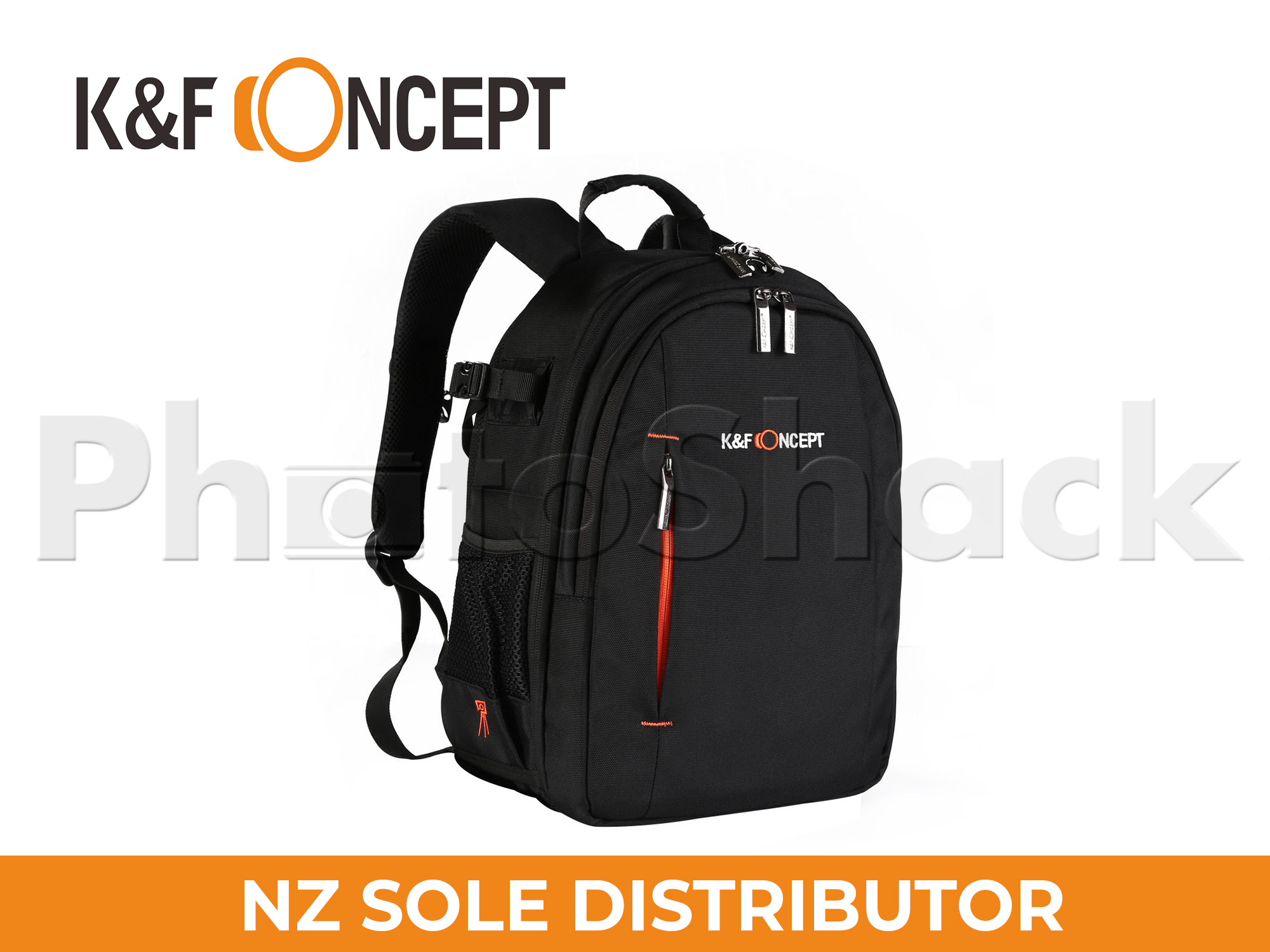DSLR Large Multifunctional Camera Backpack Bag 25  - K&F Concept