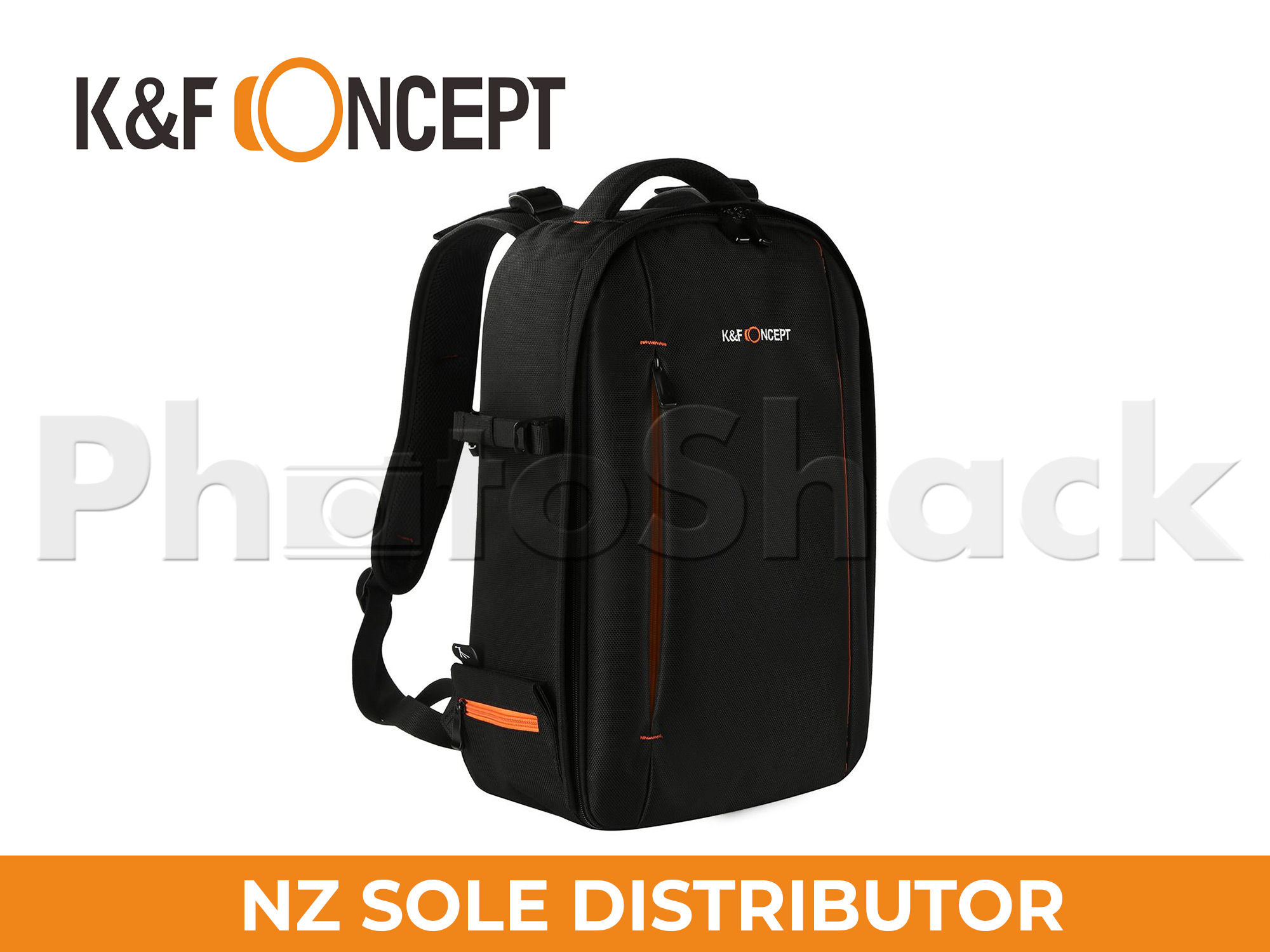 DSLR Large Multifunctional Camera Backpack Bag 37  - K&F Concept