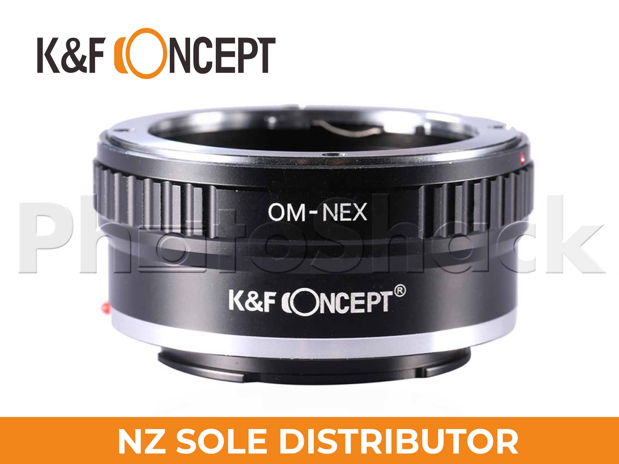 K&F Concept Olympus OM Lenses to Sony E Mount Camera Adapter