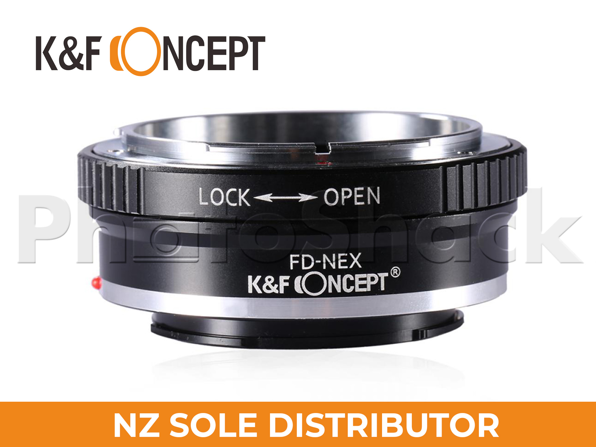 K&F Concepts Canon FD Lenses to Sony E Mount Camera Adapter
