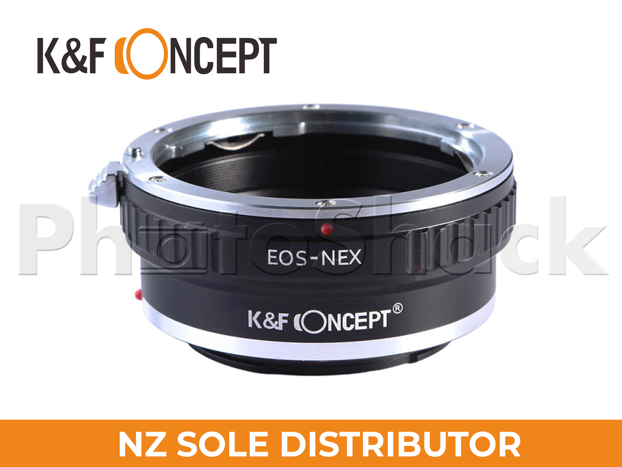K&F Concept Canon EF Lenses to Sony E Mount Camera Adapter