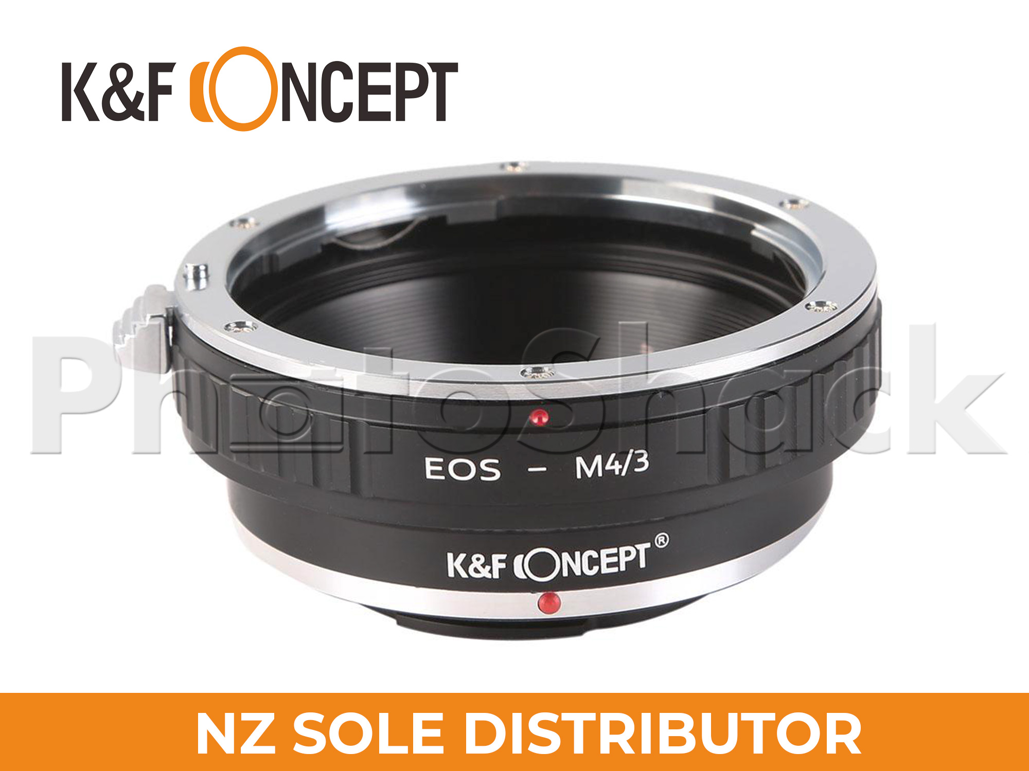 K&F Concepts Canon EF Lenses to M43 MFT Mount Camera Adapter