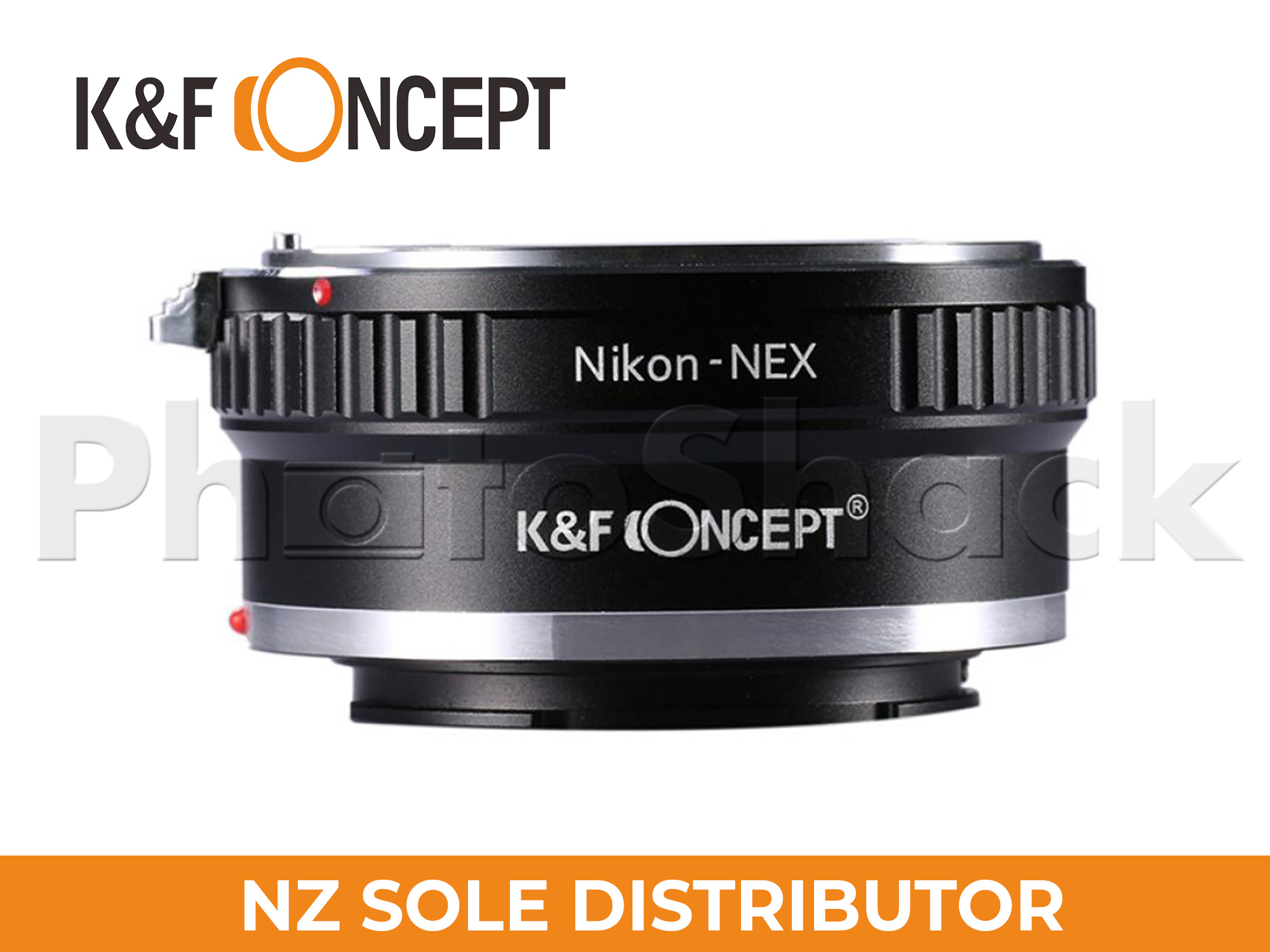 K&F Concept Nikon AI Lenses to Sony E Mount Camera Adapter