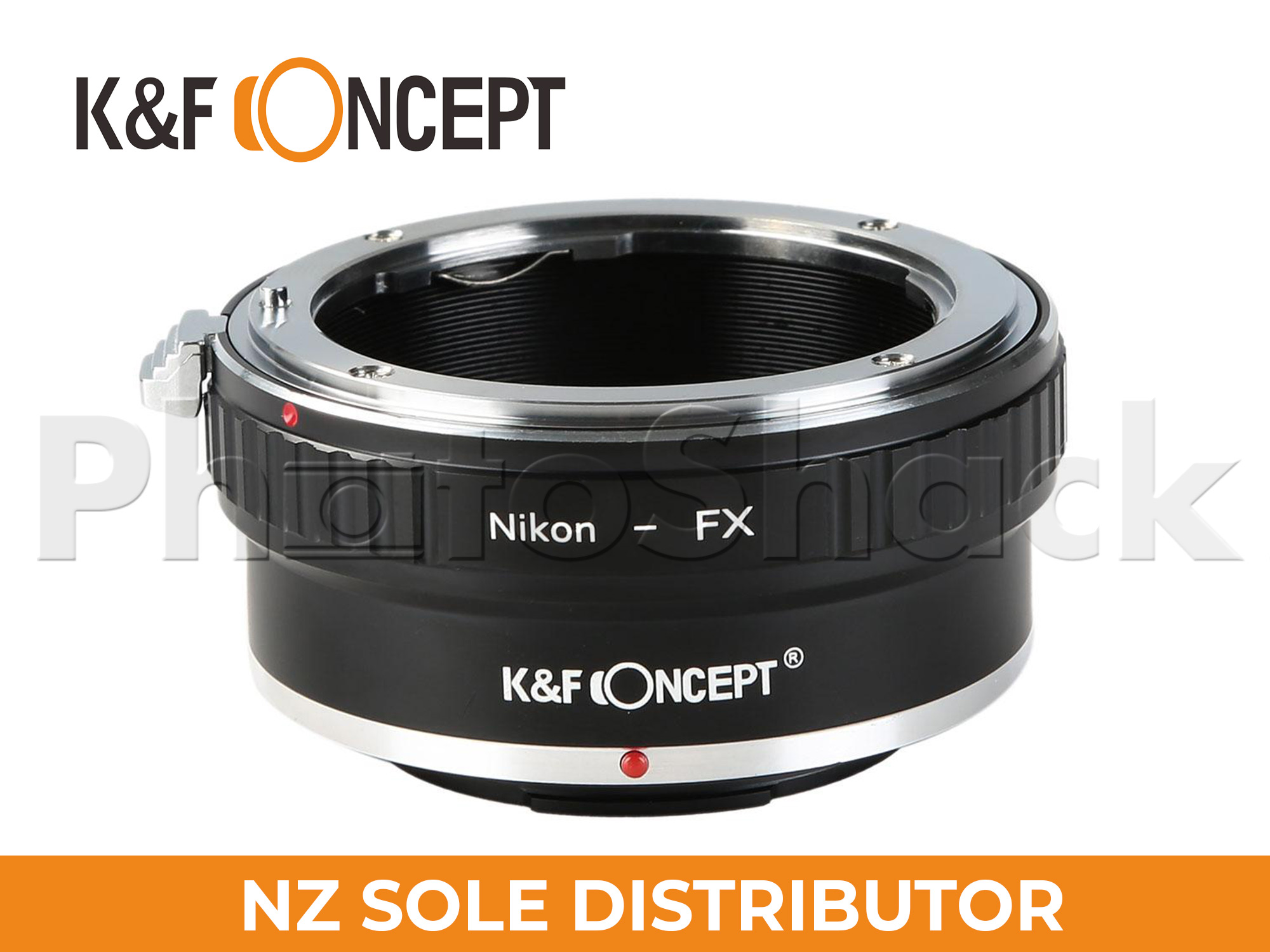 K&F Concept Nikon AI Lenses to Fuji X Mount Camera Adapter