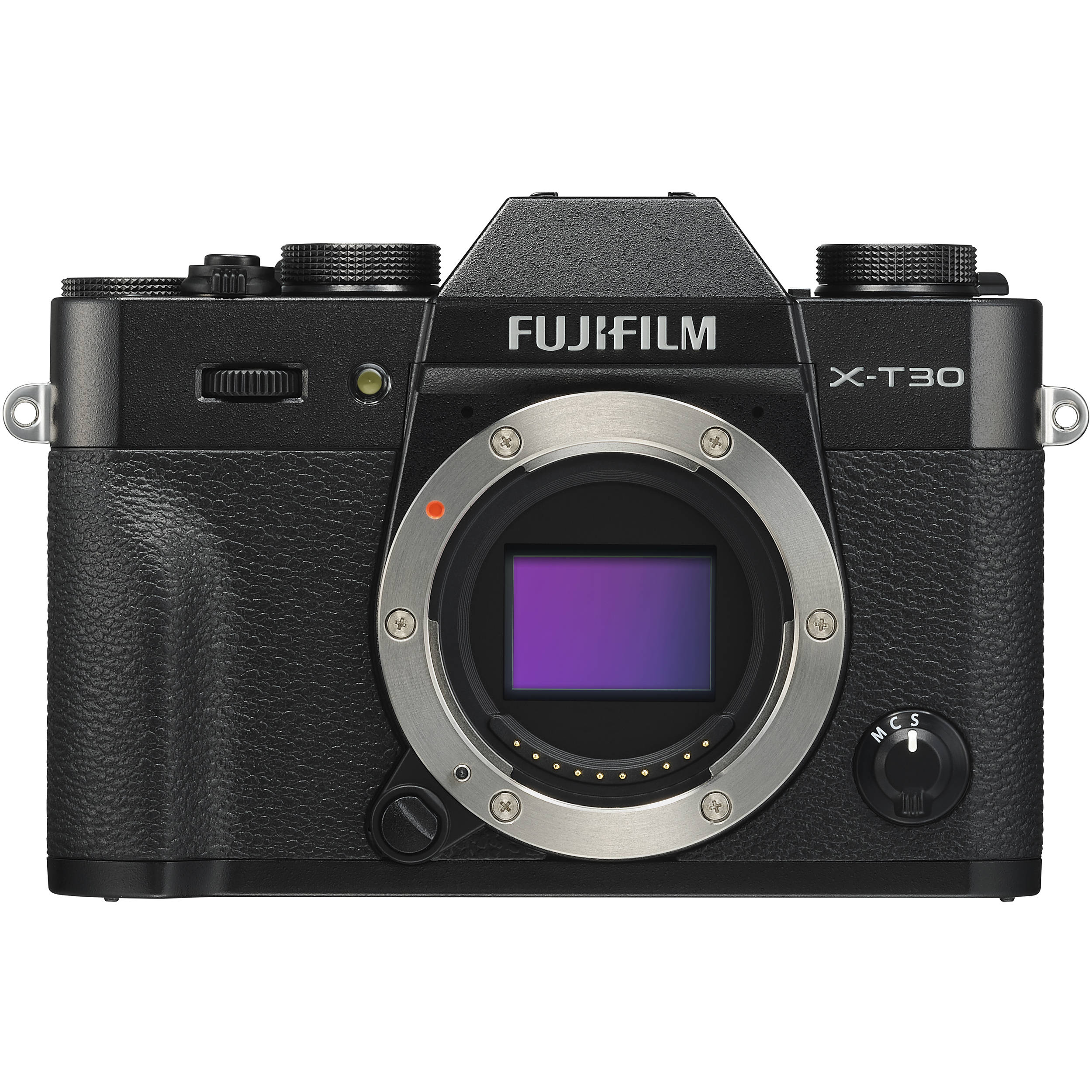 FUJIFILM X-T30 Mirrorless Camera Black (Body Only)