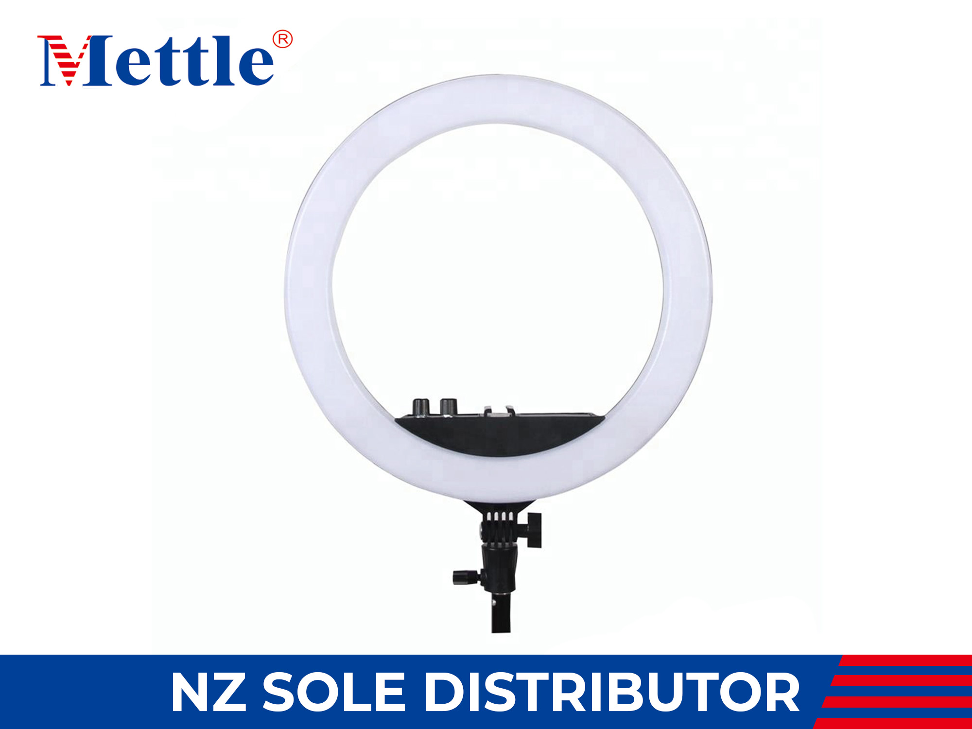 LED Ringlight Mettle RL-12 II