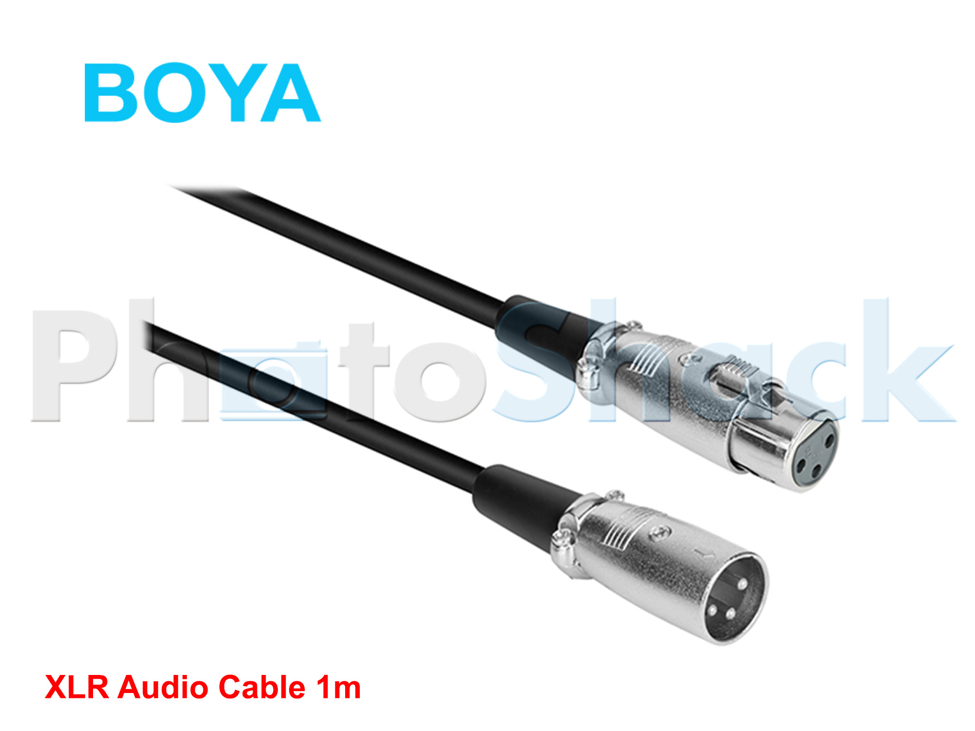 Boya XLR Audio Cable 1m