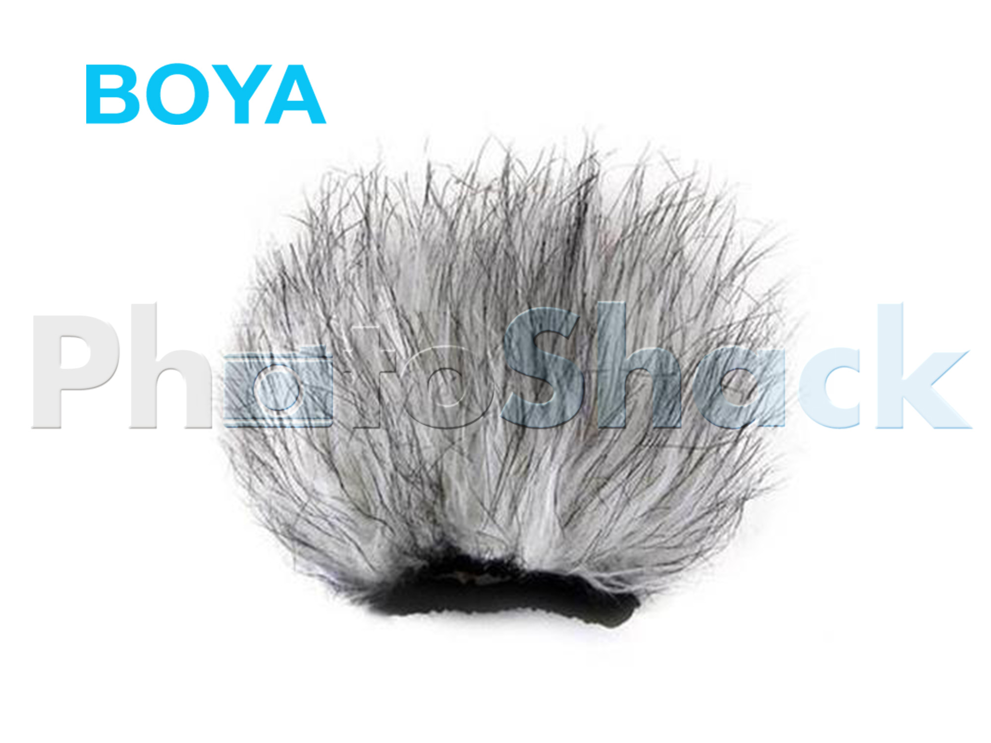 BOYA BY-WS9 Furry Outdoor Microphone Windshield for Zoom, Tascam