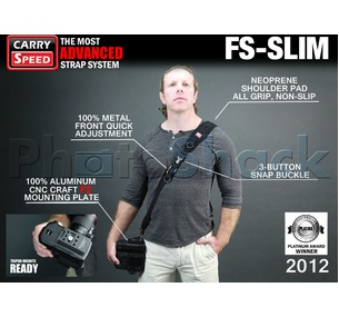 Carry Speed Street Camera Strap FS-SLIM