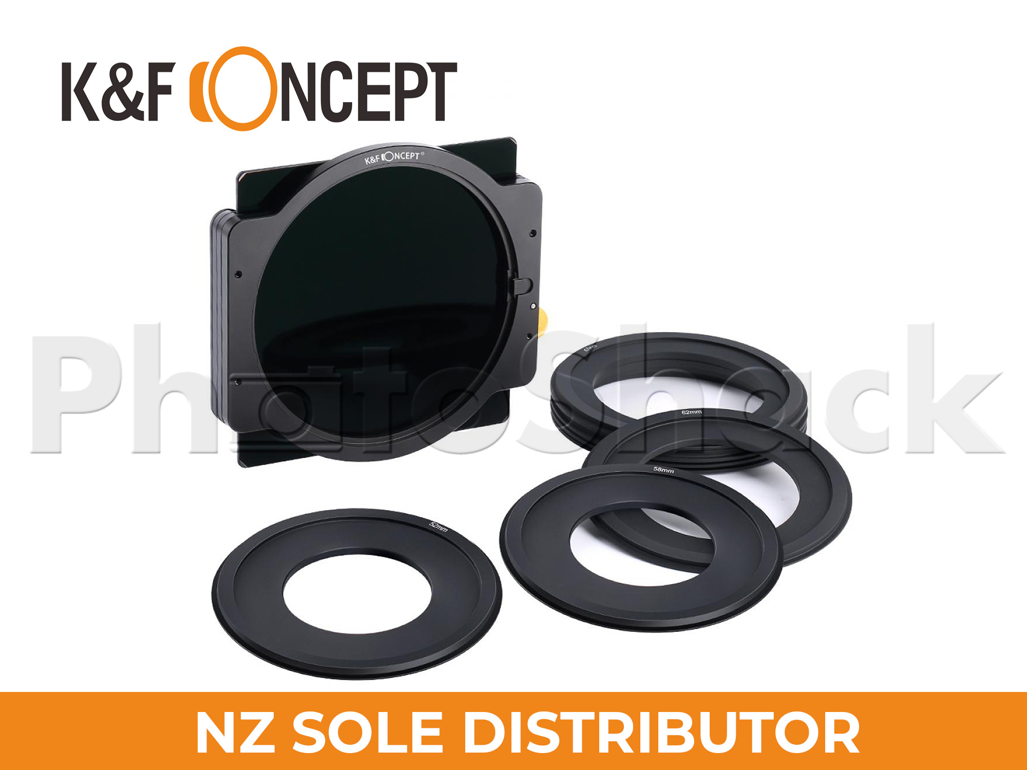 K&F Concept ND1000 Square Filter 100x100mm Set