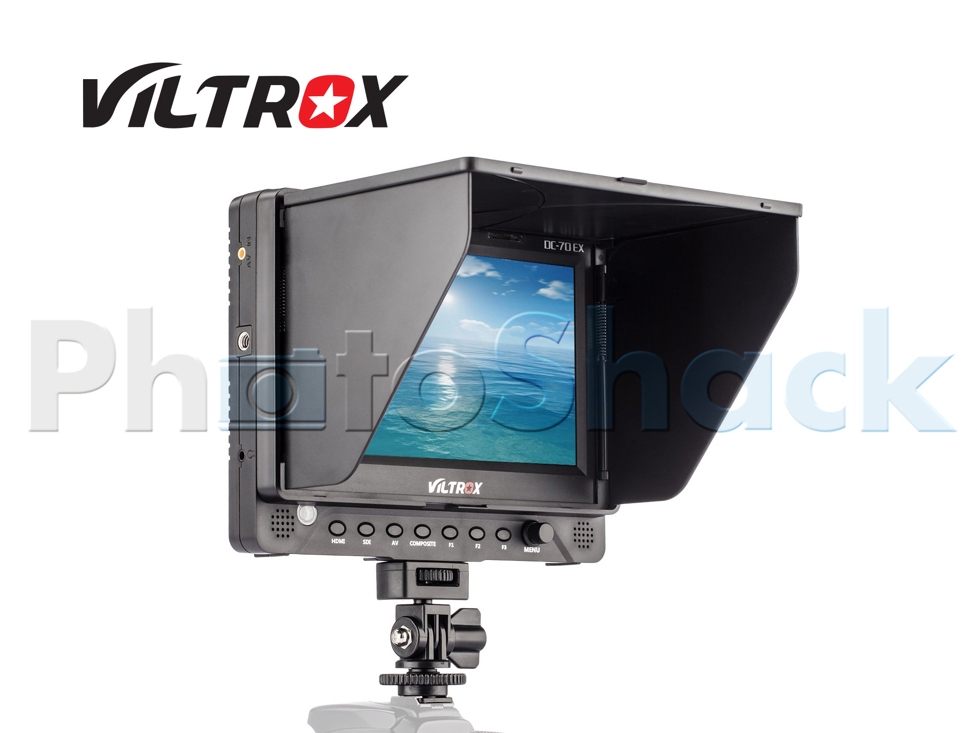 "Viltrox DC70EX 4K 7"" inch LCD Camera Panel"