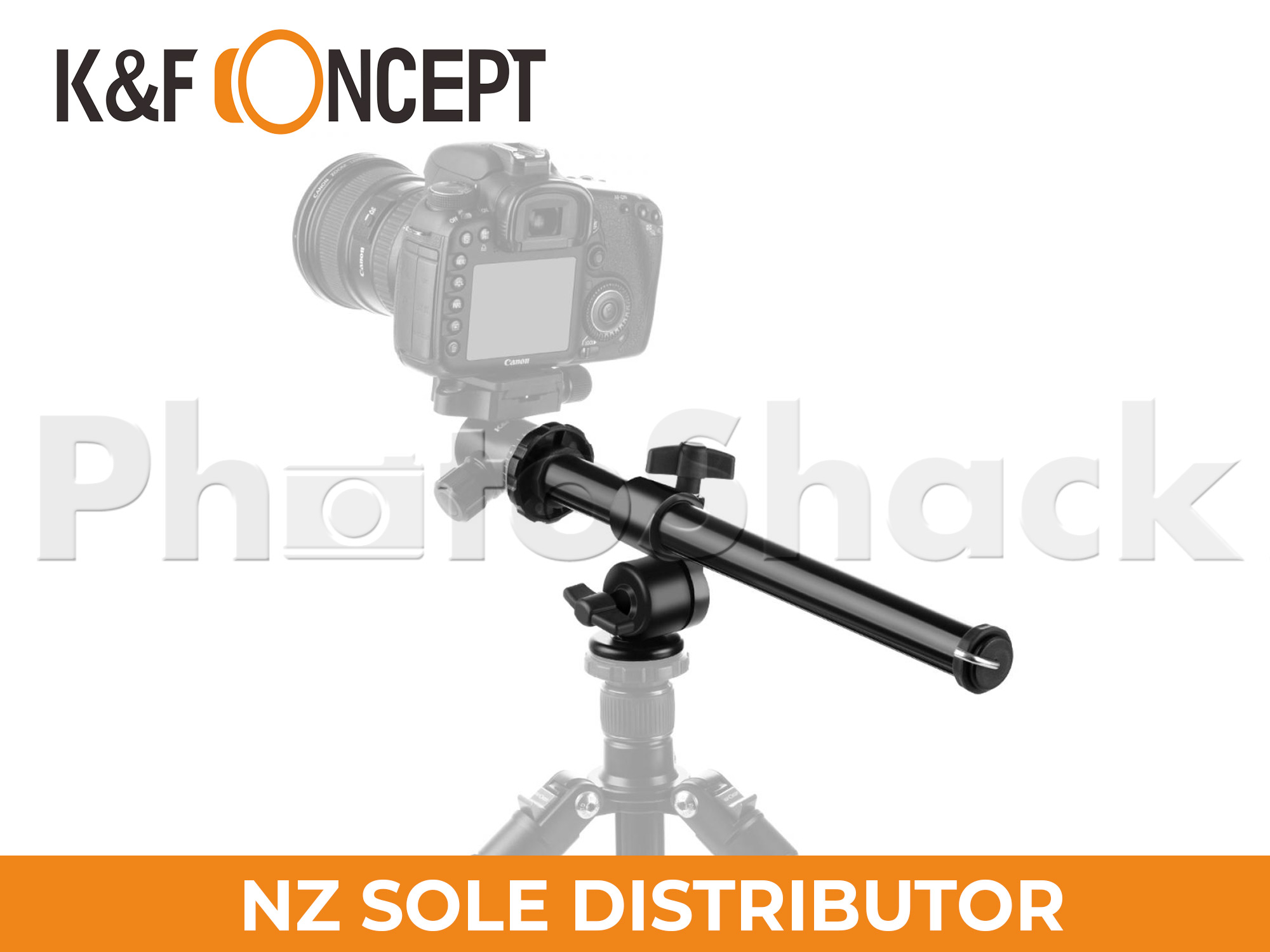 K&F Concept Rotatable Multi-angle Center Column for Camera Tripod