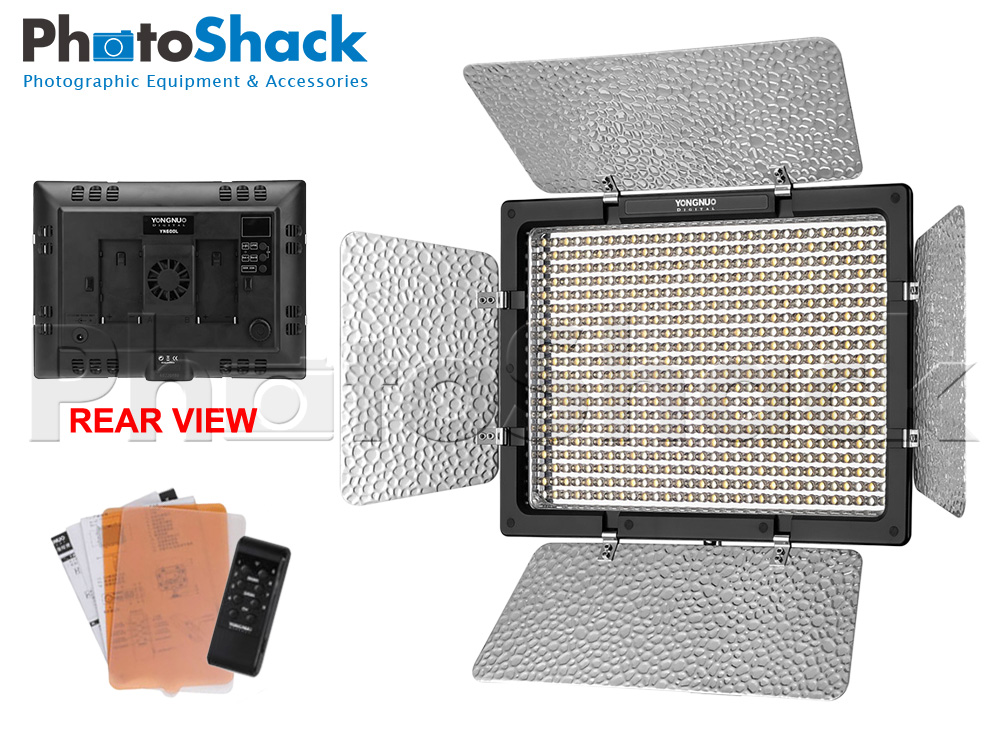 Yongnuo YN600L Bi-Colour On-Camera LED Light
