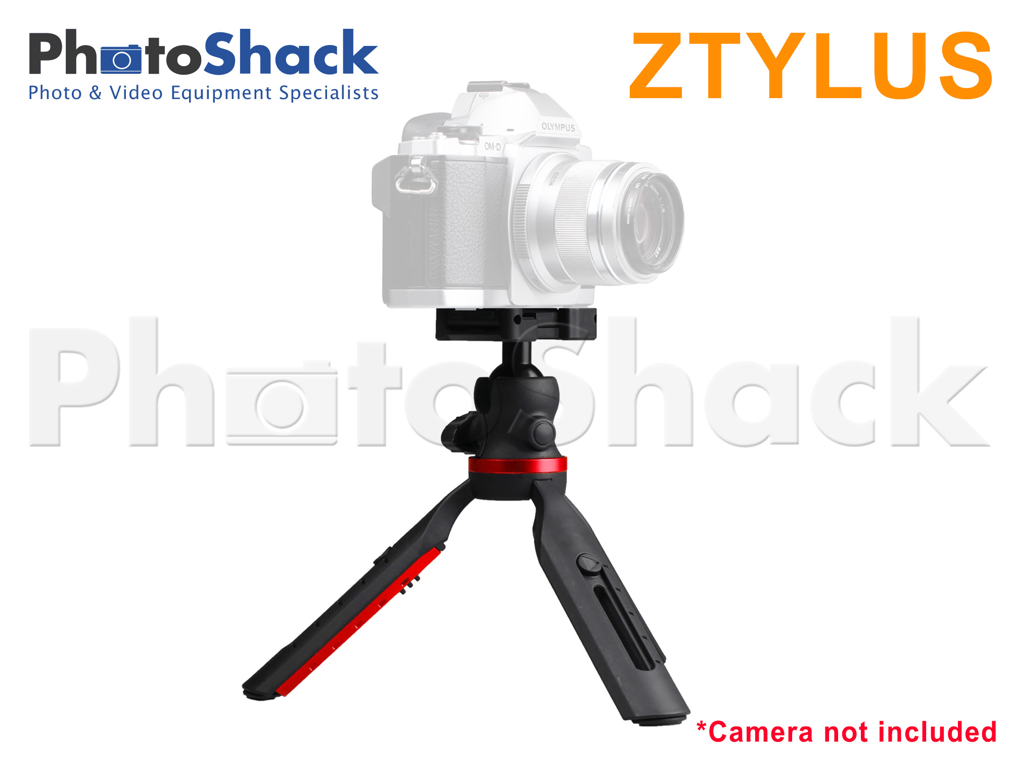 Ztylus Journalist Tripod Kit Mark II