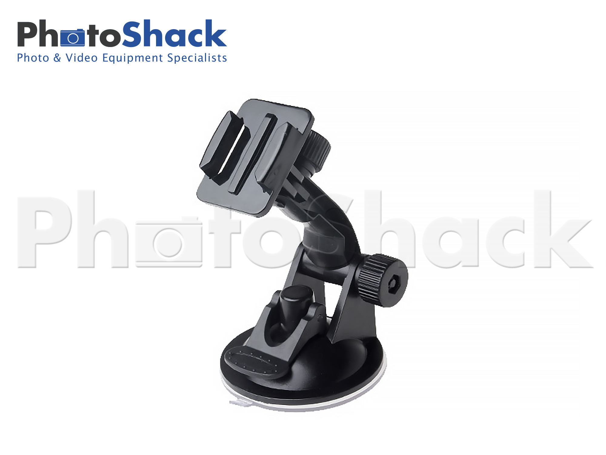 Gopro Compatible Accessories - Suction Cup Mount