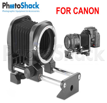 Macro Extension Bellows Tube - Canon